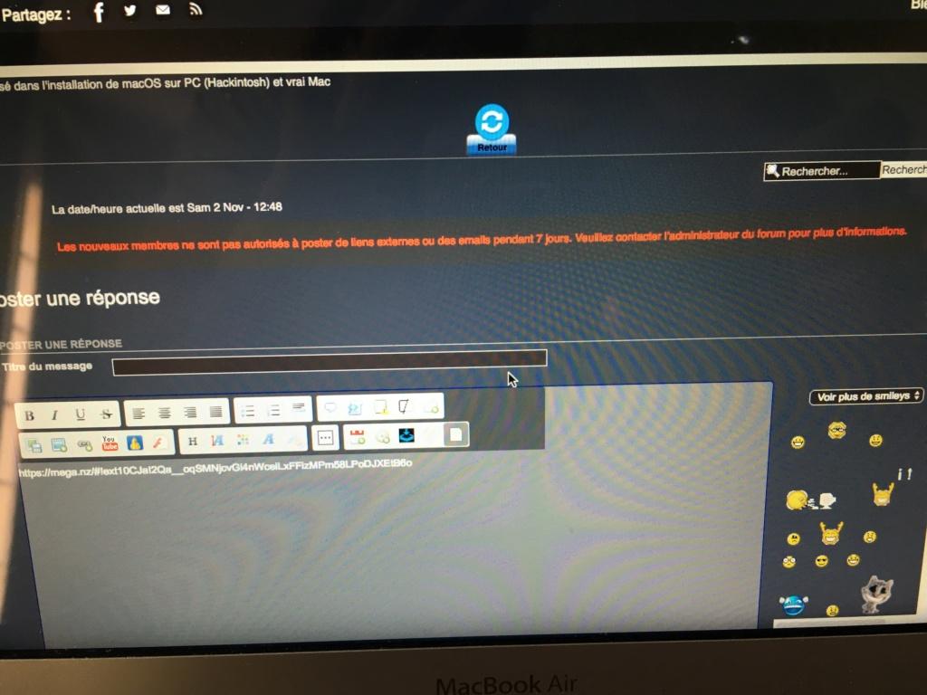 RESOLU ---Problème d'instalation - Page 3 Img_2617