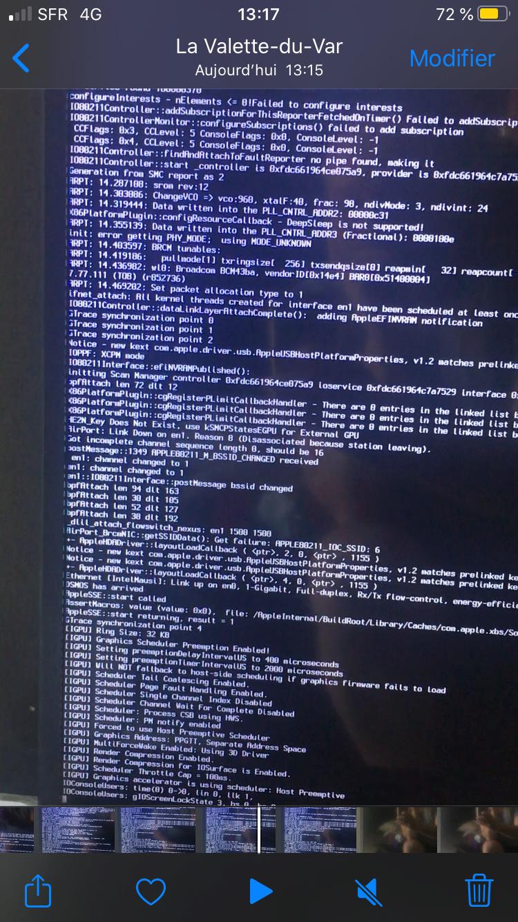 [résolu]Problème installation Catalina sur nouveau PC Img_3113