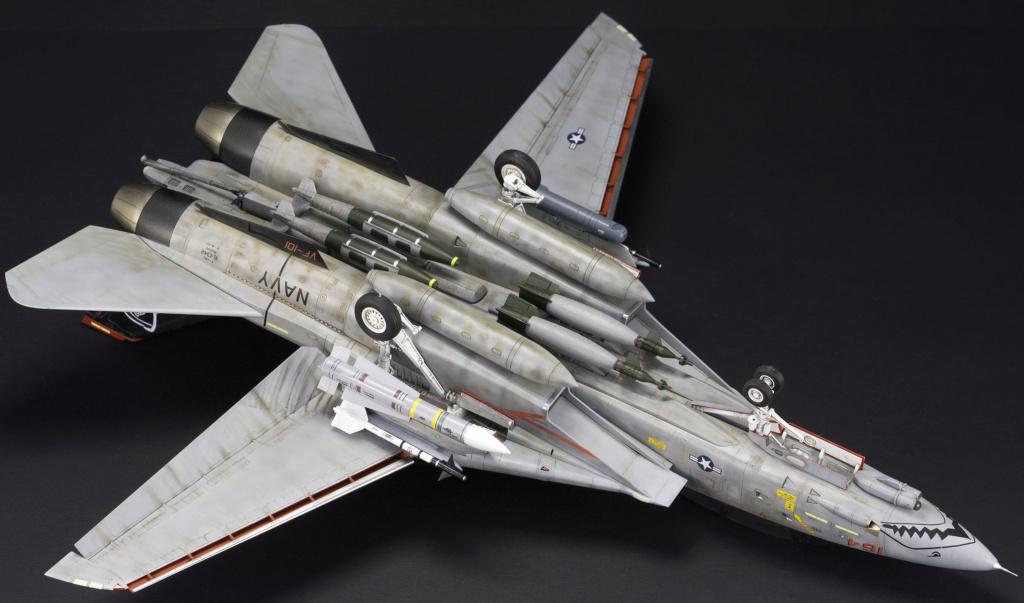 F-14 Tomcat 1/48 14d_hb16