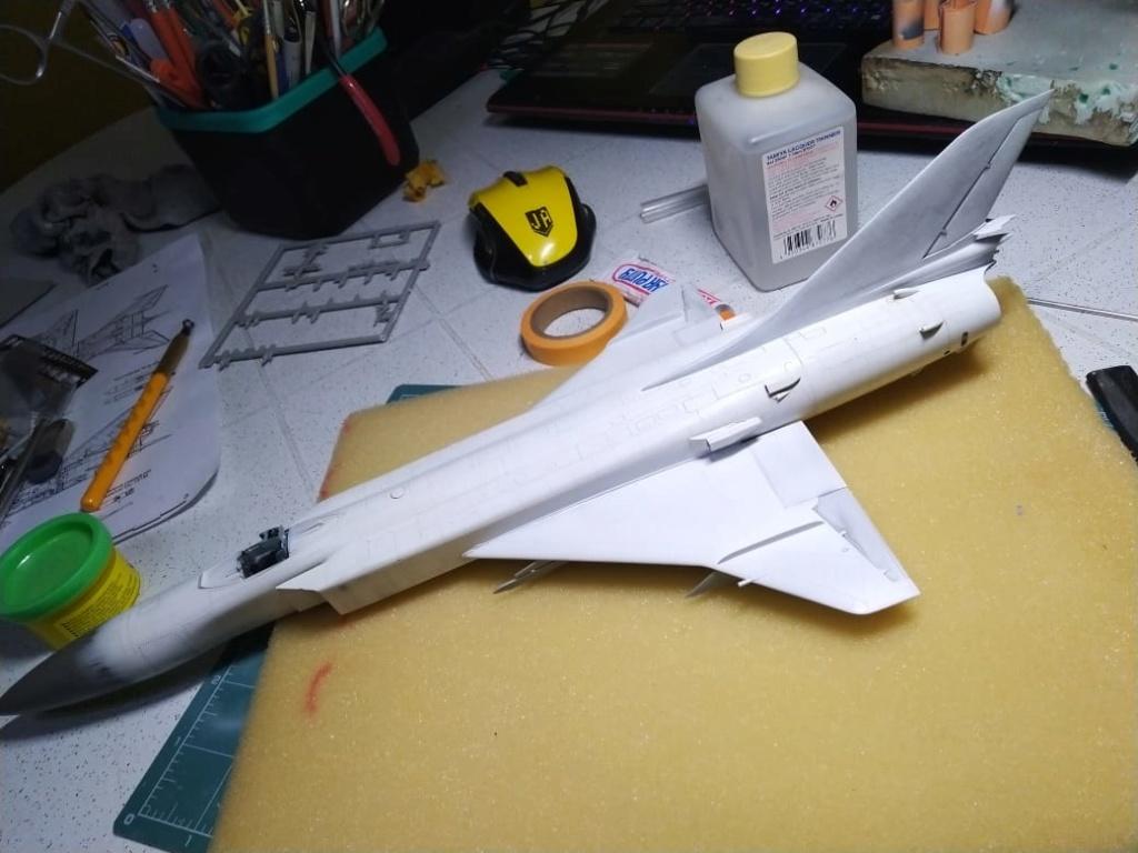 Су-15ТМ Trumpreter 1/48 243cf511