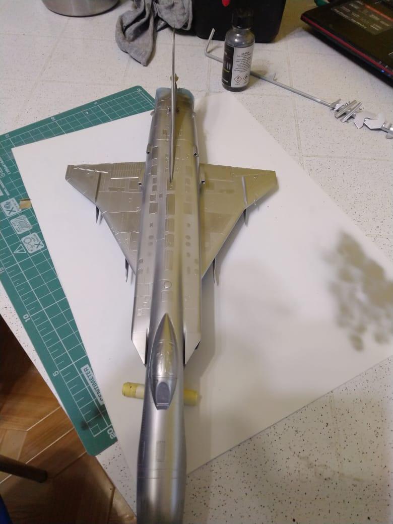 Су-15ТМ Trumpreter 1/48 673ca510