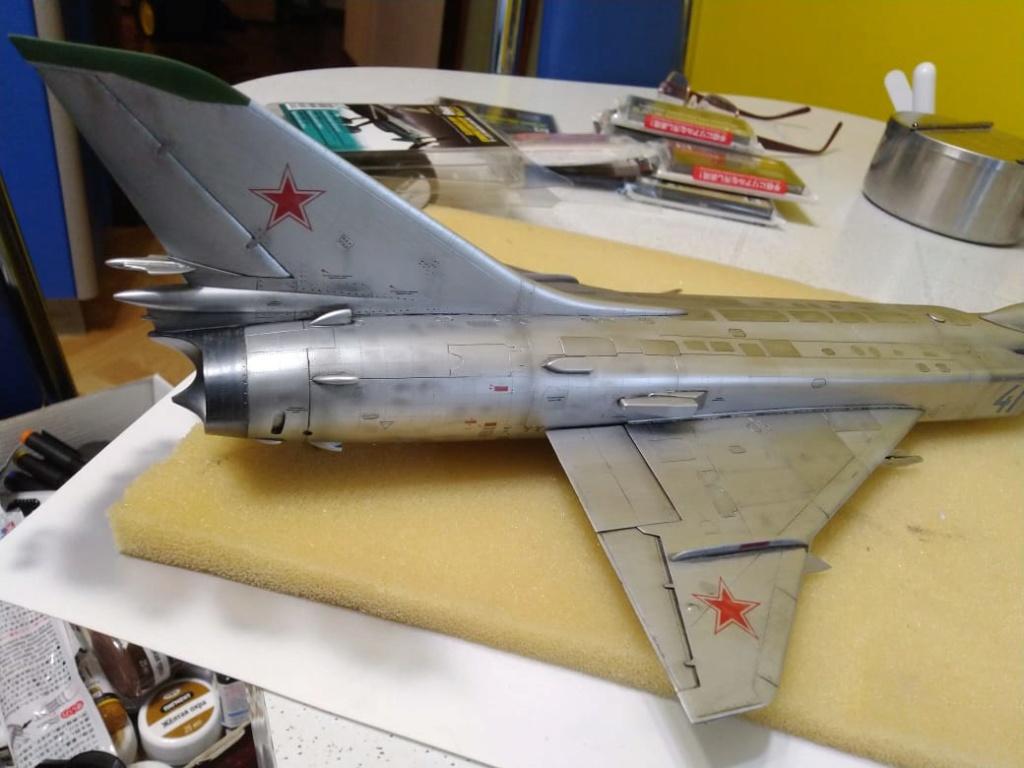 Су-15ТМ Trumpreter 1/48 78b06210