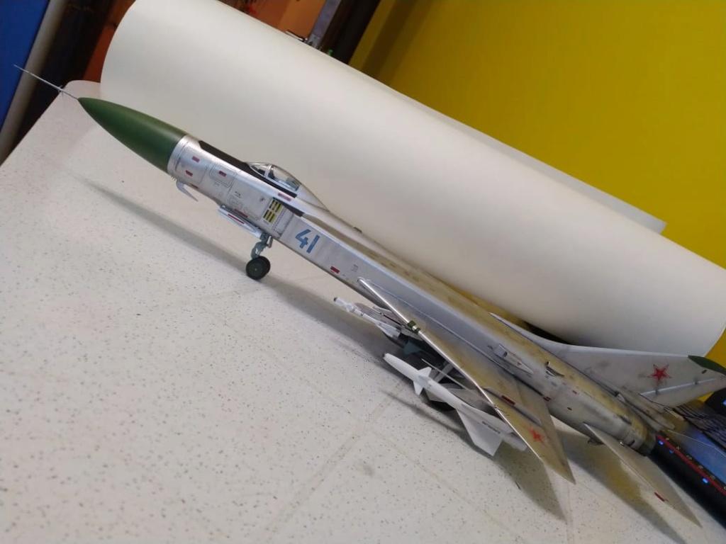 Су-15ТМ Trumpreter 1/48 94d1a810