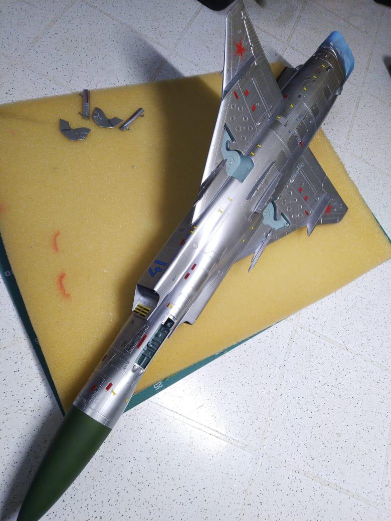 Су-15ТМ Trumpreter 1/48 Ebd0a610