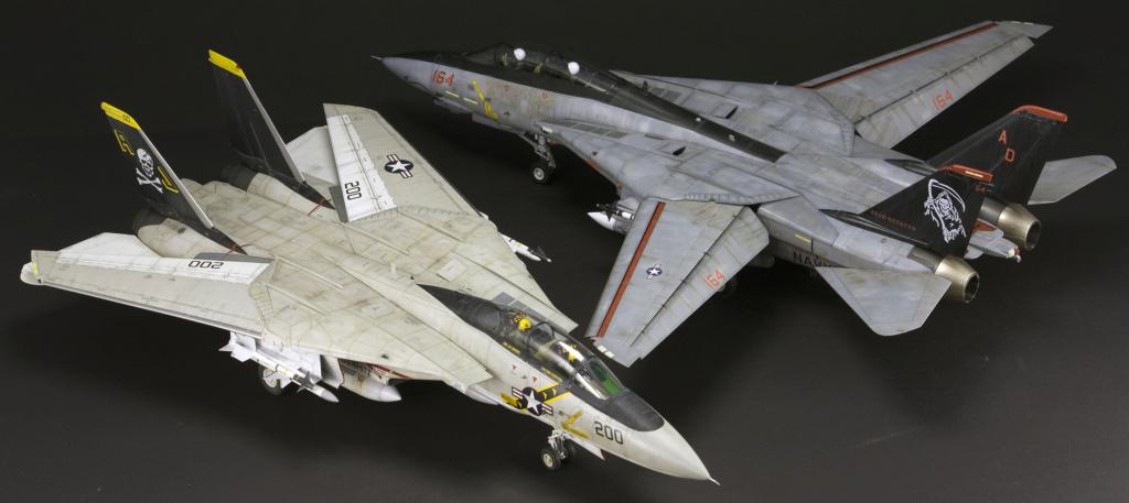 F-14 Tomcat 1/48 Iii-tn10