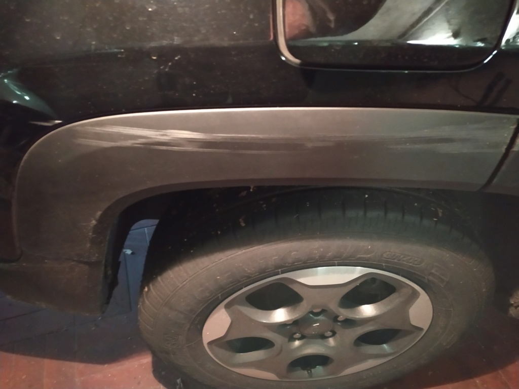 Danni sull'auto autoprovocati Img_2011