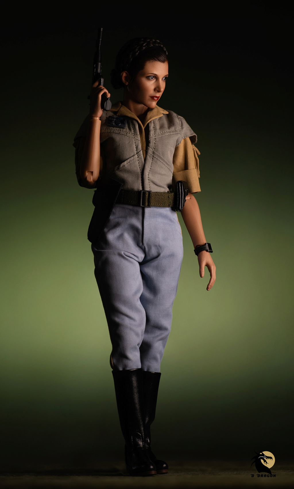 Endor Leia - NEW PRODUCT: HOT TOYS: STAR WARS: RETURN OF THE JEDI PRINCESS LEIA AND WICKET 1/6TH SCALE COLLECTIBLE FIGURES SET Endor_10