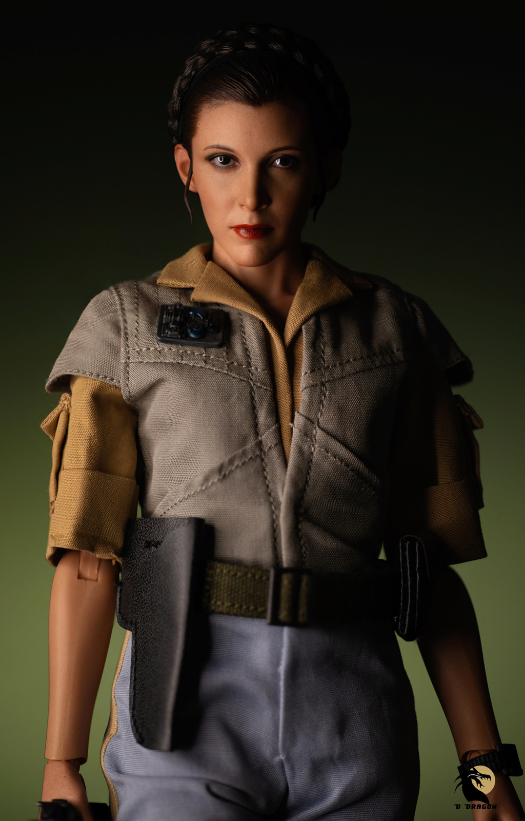 Endor Leia - NEW PRODUCT: HOT TOYS: STAR WARS: RETURN OF THE JEDI PRINCESS LEIA AND WICKET 1/6TH SCALE COLLECTIBLE FIGURES SET Endor_15