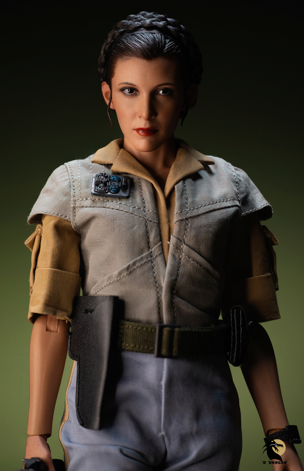 Endor Leia - NEW PRODUCT: HOT TOYS: STAR WARS: RETURN OF THE JEDI PRINCESS LEIA AND WICKET 1/6TH SCALE COLLECTIBLE FIGURES SET Endor_18