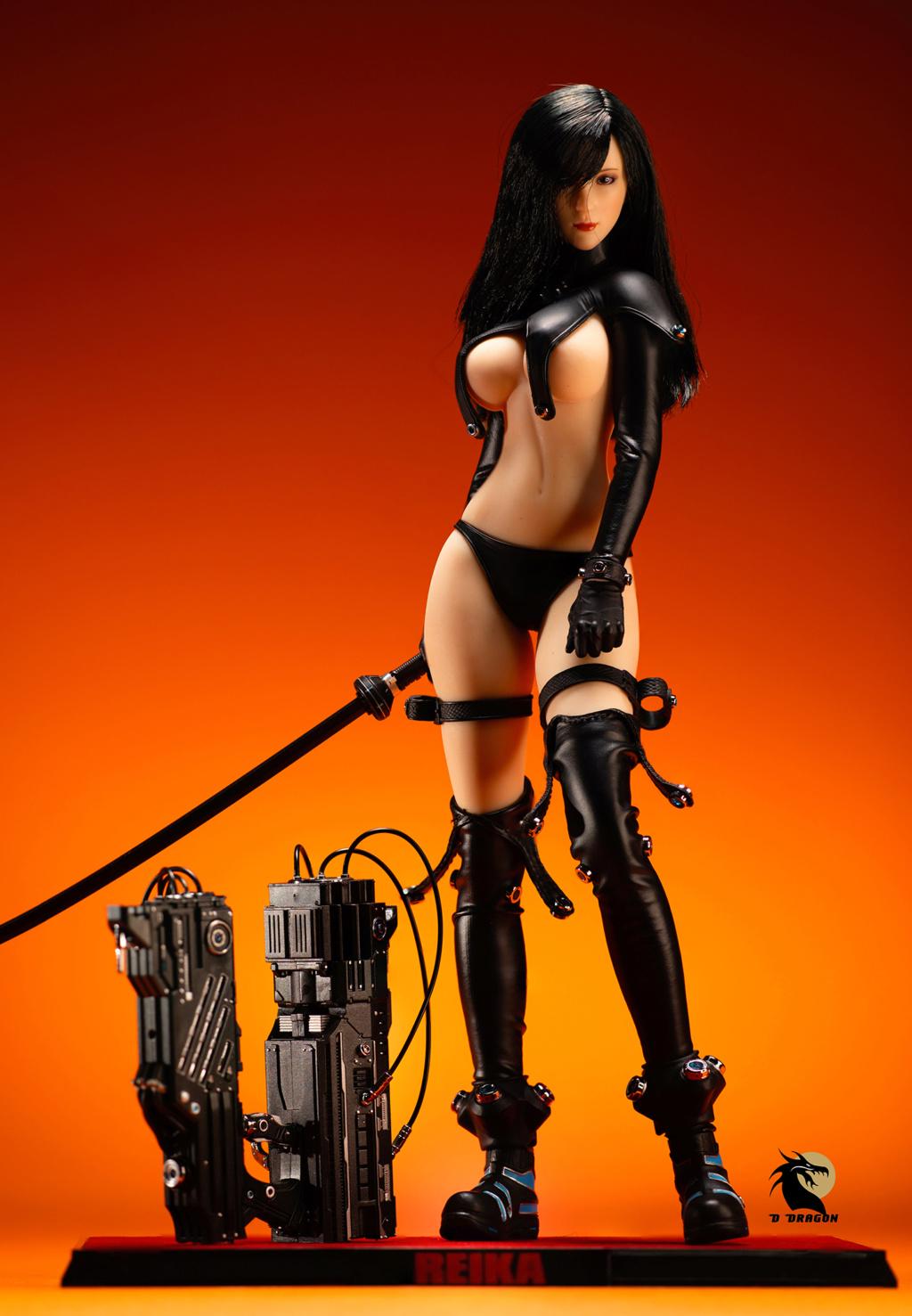 sci-fi - NEW PRODUCT: TOYSEIIKI: 1/6 Killing City-Reika / Xia Ping Linghua & Anzu / Shanxi Apricot Single Sale & Set Gantz_12