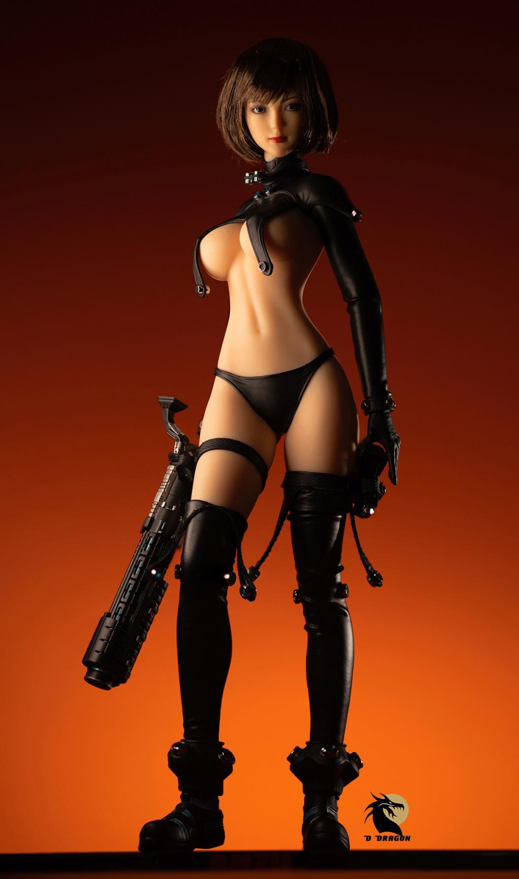 sci-fi - NEW PRODUCT: TOYSEIIKI: 1/6 Killing City-Reika / Xia Ping Linghua & Anzu / Shanxi Apricot Single Sale & Set Gantz_22