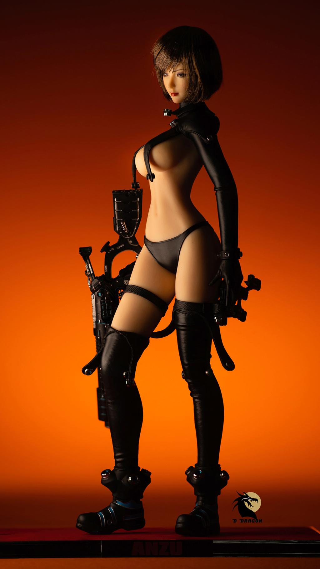 sci-fi - NEW PRODUCT: TOYSEIIKI: 1/6 Killing City-Reika / Xia Ping Linghua & Anzu / Shanxi Apricot Single Sale & Set Gantz_23