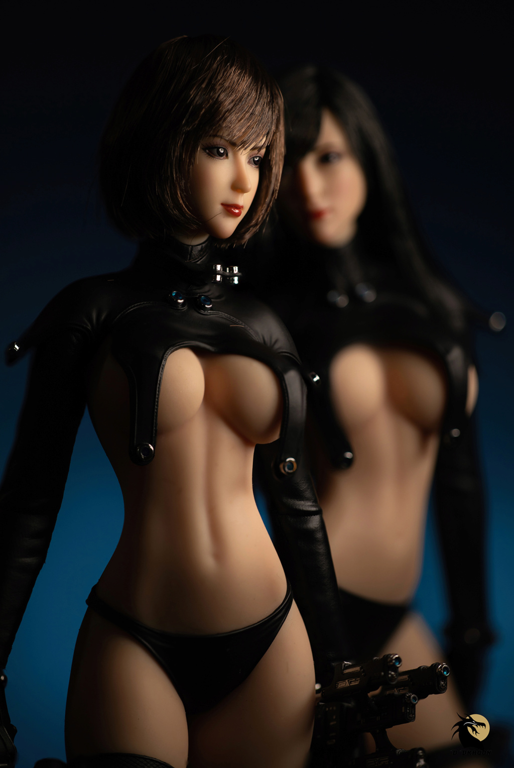 sci-fi - NEW PRODUCT: TOYSEIIKI: 1/6 Killing City-Reika / Xia Ping Linghua & Anzu / Shanxi Apricot Single Sale & Set Gantz_30