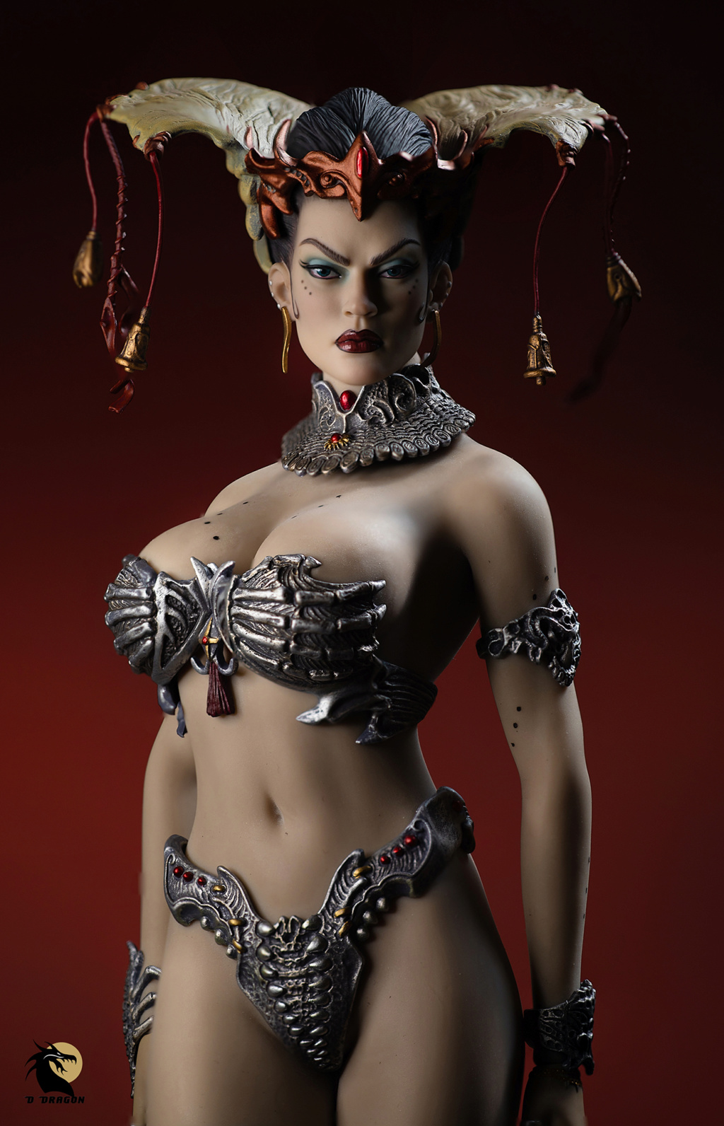 tbleague - NEW PRODUCT: Tbleague x SIDESHOW New: 1/6 Court of the Dead: Gethsemoni The Dead Queen action figure (PL2019-147) - Page 2 Gethse16