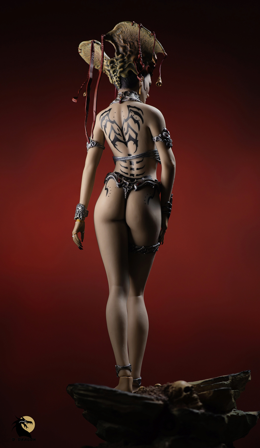 tbleague - NEW PRODUCT: Tbleague x SIDESHOW New: 1/6 Court of the Dead: Gethsemoni The Dead Queen action figure (PL2019-147) - Page 2 Gethse18