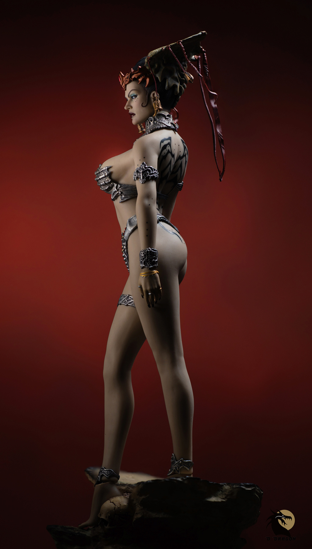 tbleague - NEW PRODUCT: Tbleague x SIDESHOW New: 1/6 Court of the Dead: Gethsemoni The Dead Queen action figure (PL2019-147) - Page 2 Gethse20