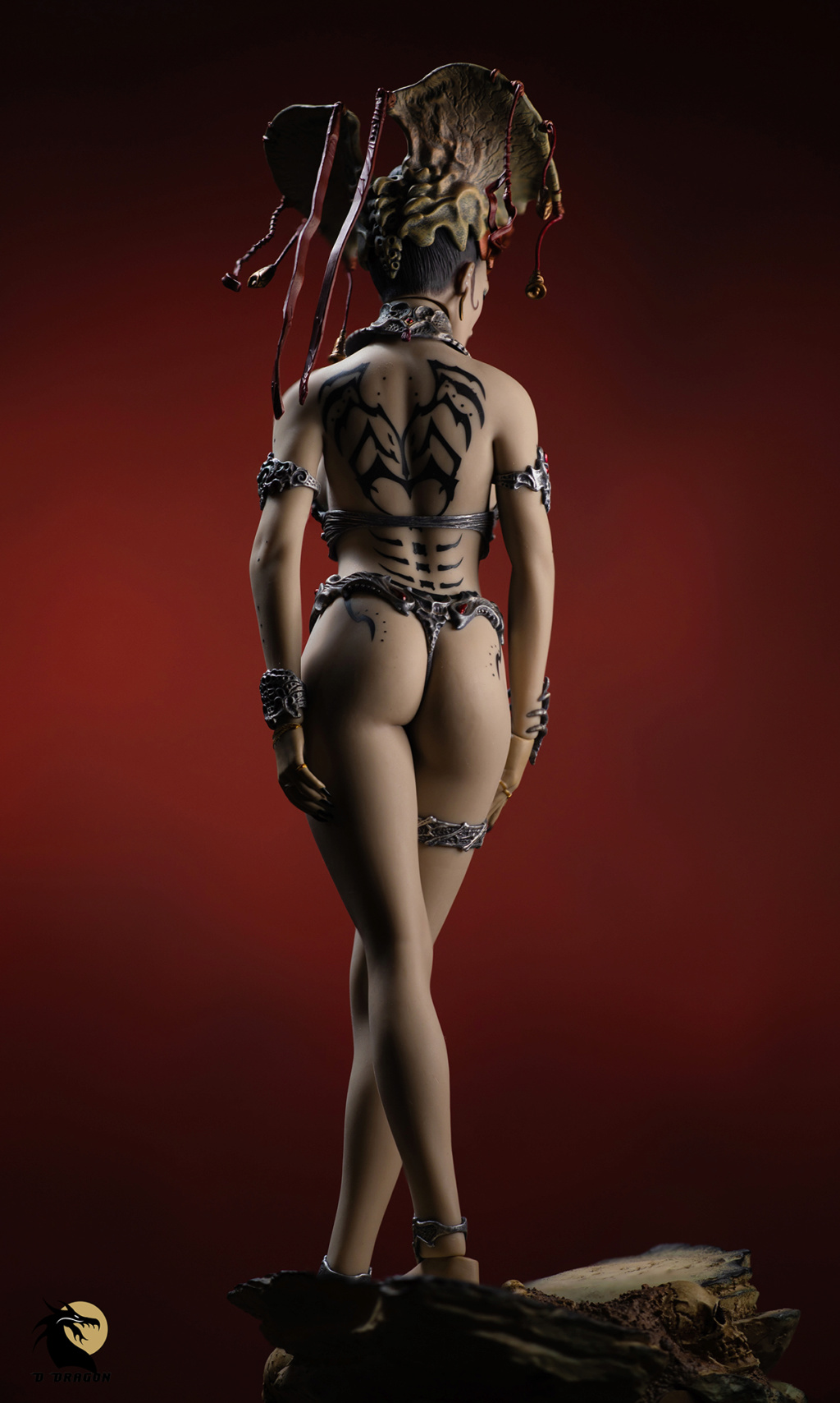tbleague - NEW PRODUCT: Tbleague x SIDESHOW New: 1/6 Court of the Dead: Gethsemoni The Dead Queen action figure (PL2019-147) - Page 2 Gethse21