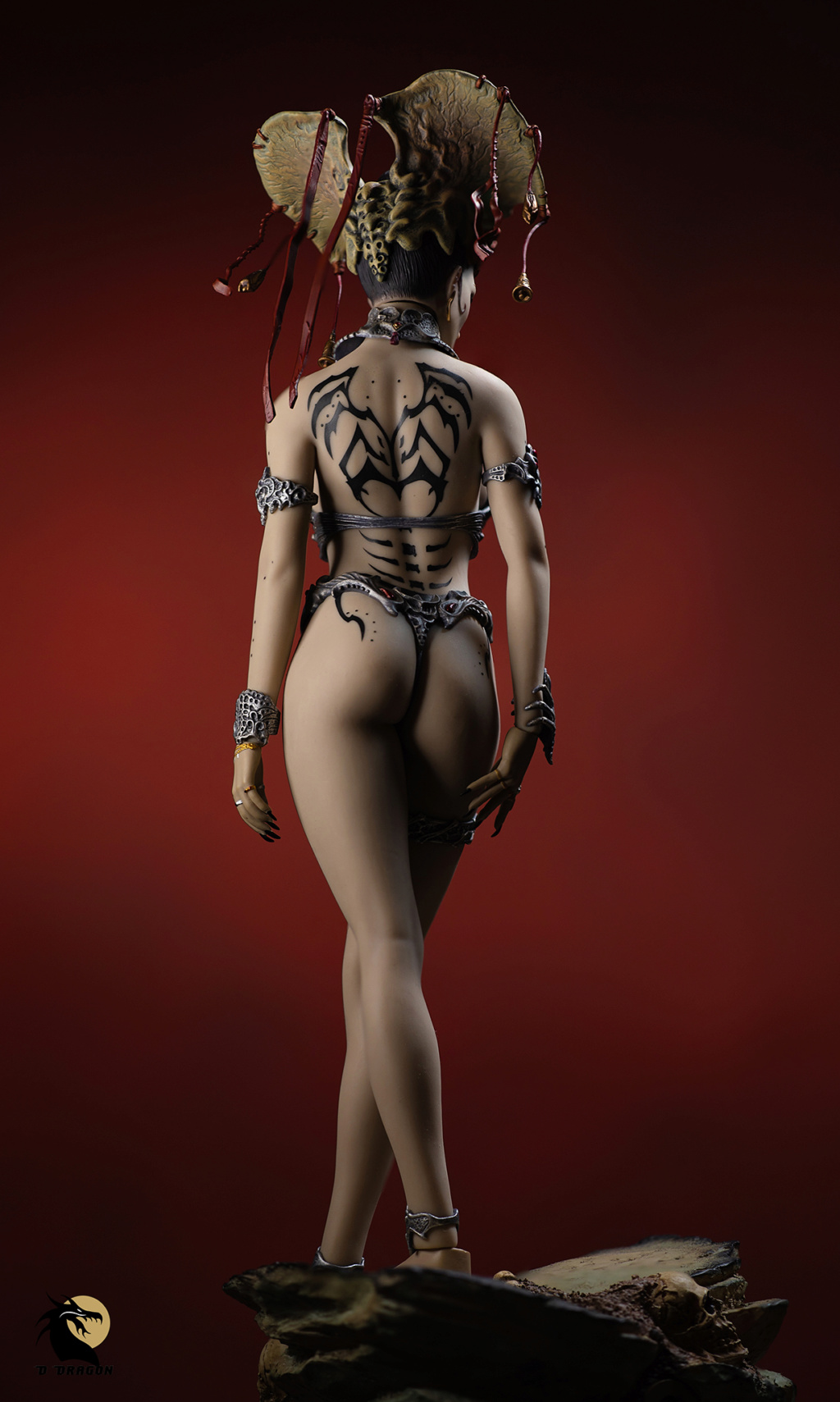 tbleague - NEW PRODUCT: Tbleague x SIDESHOW New: 1/6 Court of the Dead: Gethsemoni The Dead Queen action figure (PL2019-147) - Page 2 Gethse22
