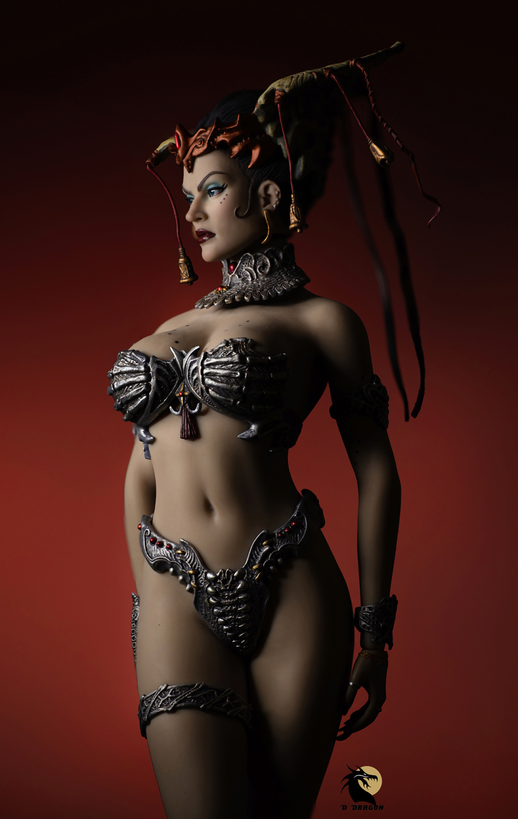 tbleague - NEW PRODUCT: Tbleague x SIDESHOW New: 1/6 Court of the Dead: Gethsemoni The Dead Queen action figure (PL2019-147) - Page 2 Gethse24
