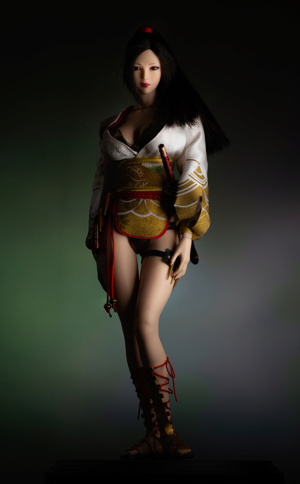 VeryCool - NEW PRODUCT: Verycool VCF2039 1/6 Scale Japanese Heroine - Nōhime Nohime16