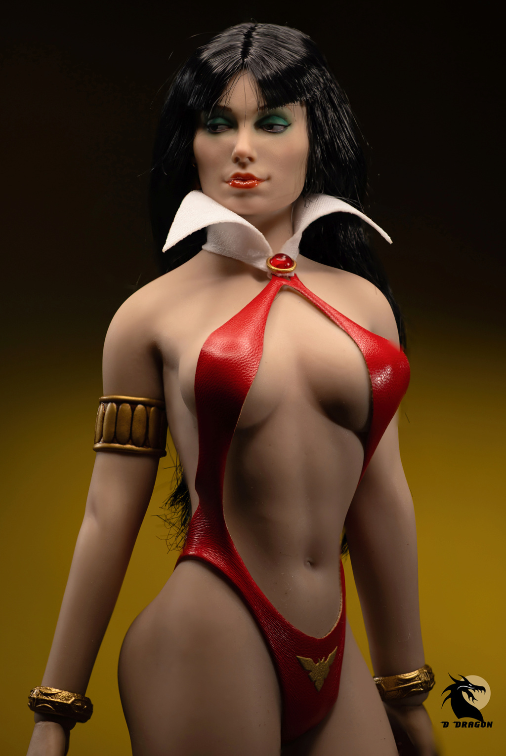 fantasy - NEW PRODUCT: TBLeague: 1/6 bloodsucking red face - Vampirella 50th Anniversary Edition (#PL2019-152) Tbl_va14