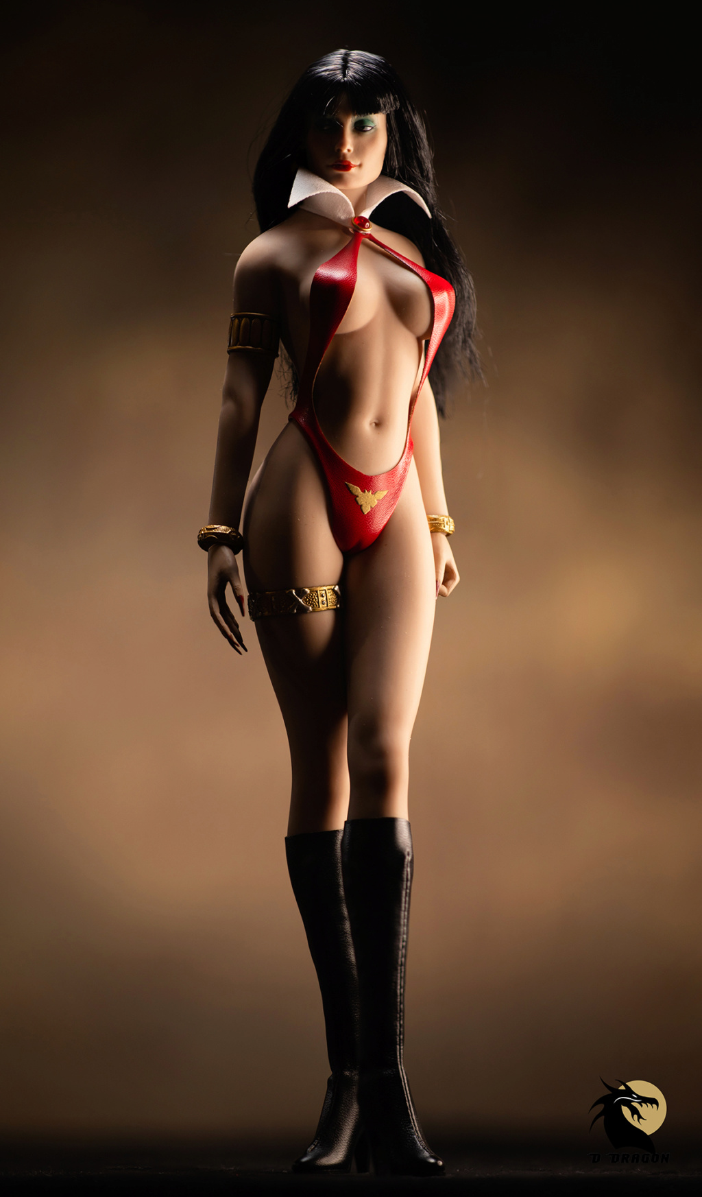 fantasy - NEW PRODUCT: TBLeague: 1/6 bloodsucking red face - Vampirella 50th Anniversary Edition (#PL2019-152) Tbl_va16