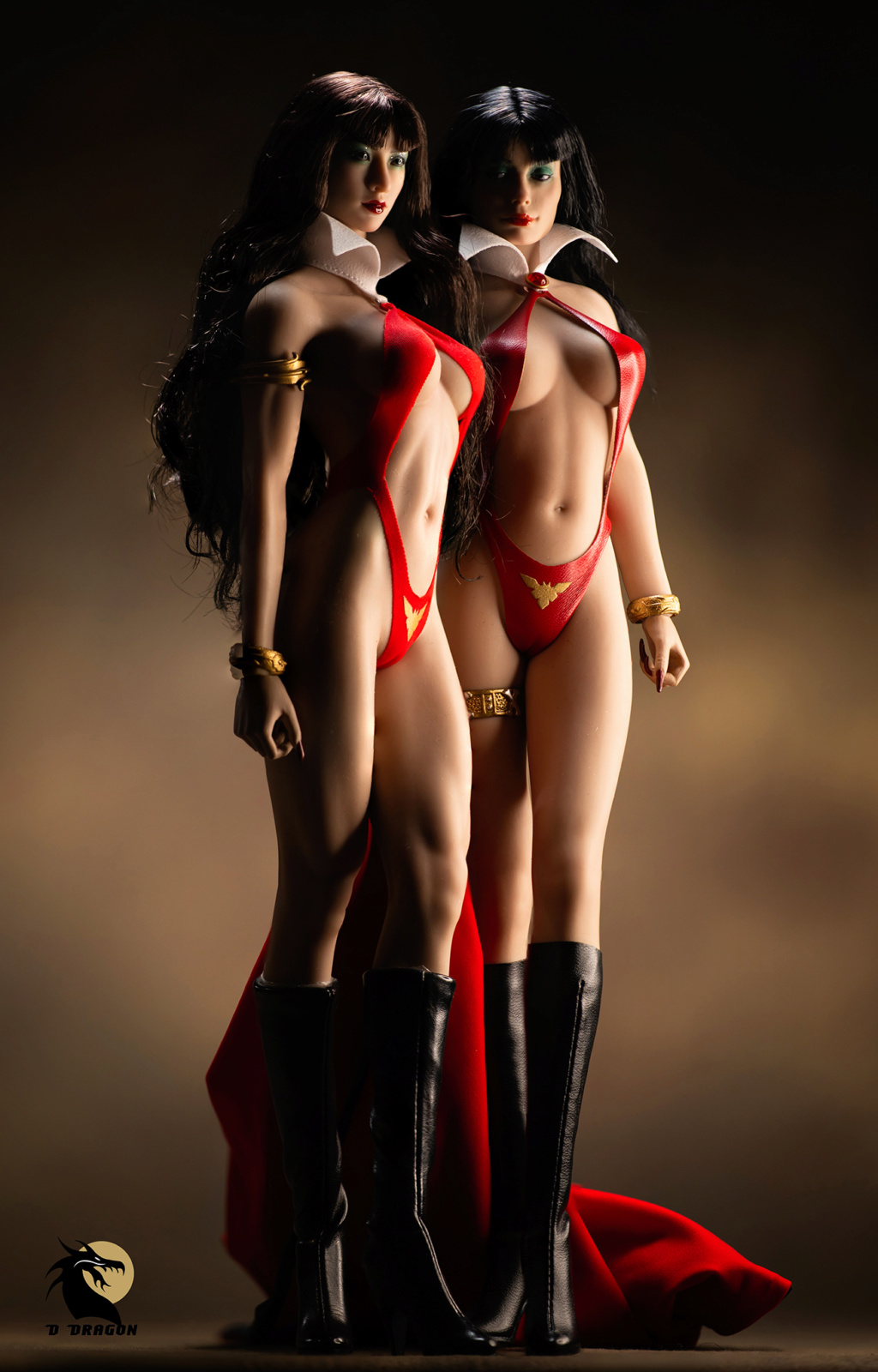 fantasy - NEW PRODUCT: TBLeague: 1/6 bloodsucking red face - Vampirella 50th Anniversary Edition (#PL2019-152) Tbl_va19