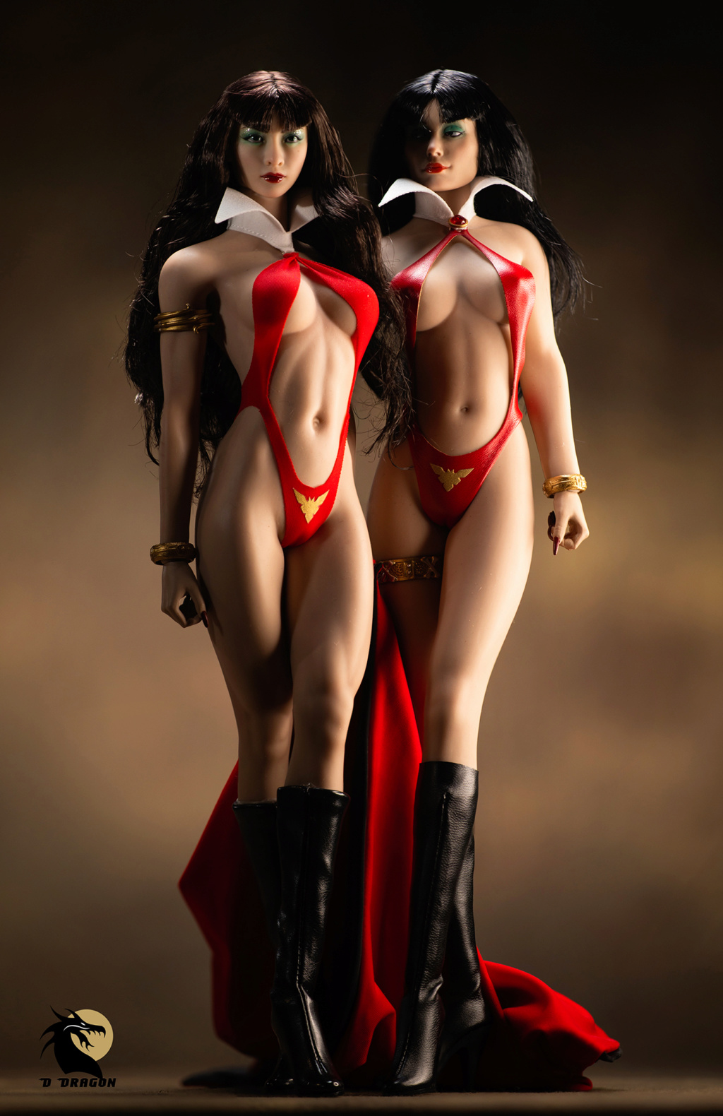 fantasy - NEW PRODUCT: TBLeague: 1/6 bloodsucking red face - Vampirella 50th Anniversary Edition (#PL2019-152) Tbl_va20