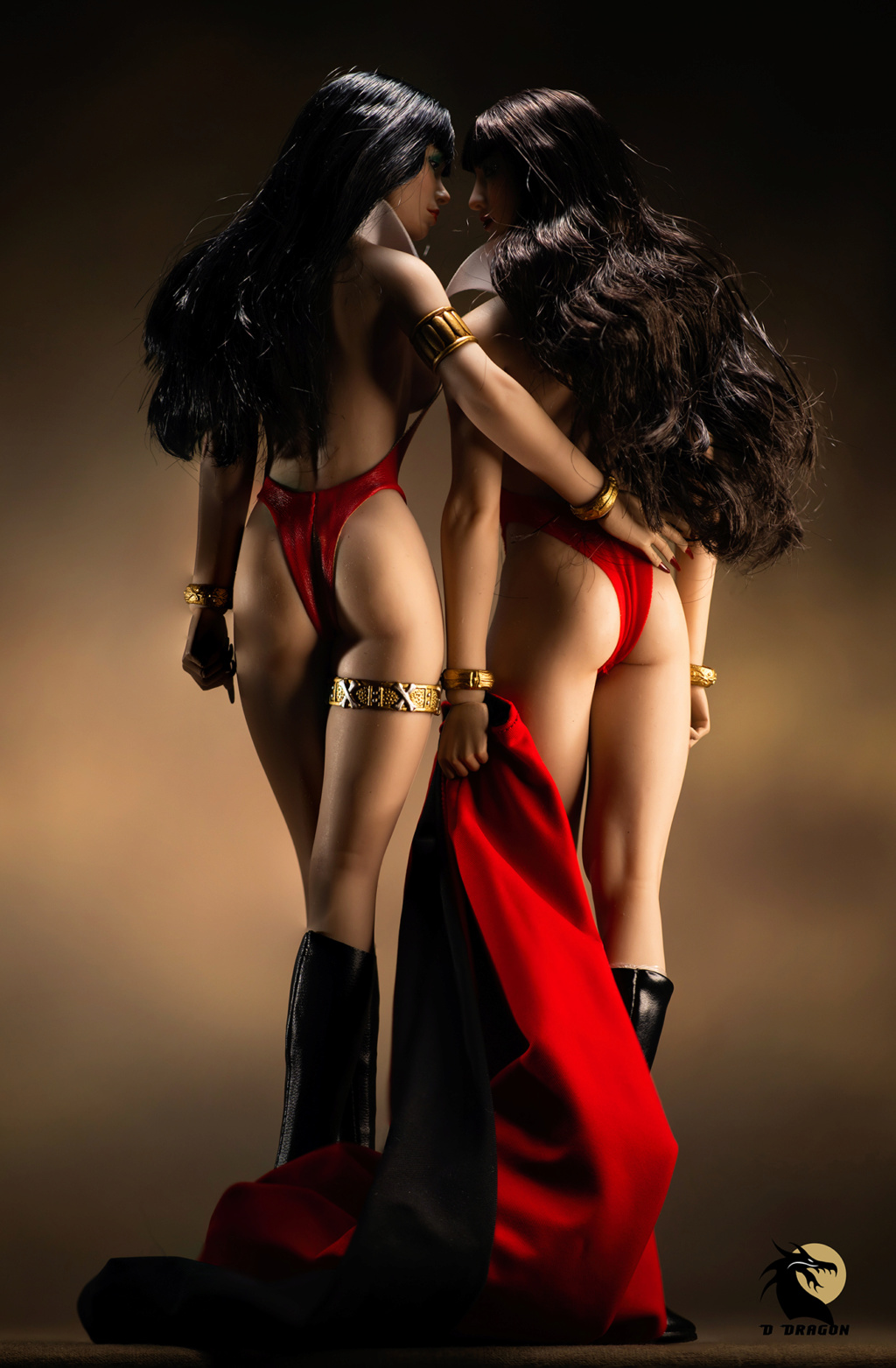 fantasy - NEW PRODUCT: TBLeague: 1/6 bloodsucking red face - Vampirella 50th Anniversary Edition (#PL2019-152) Tbl_va21