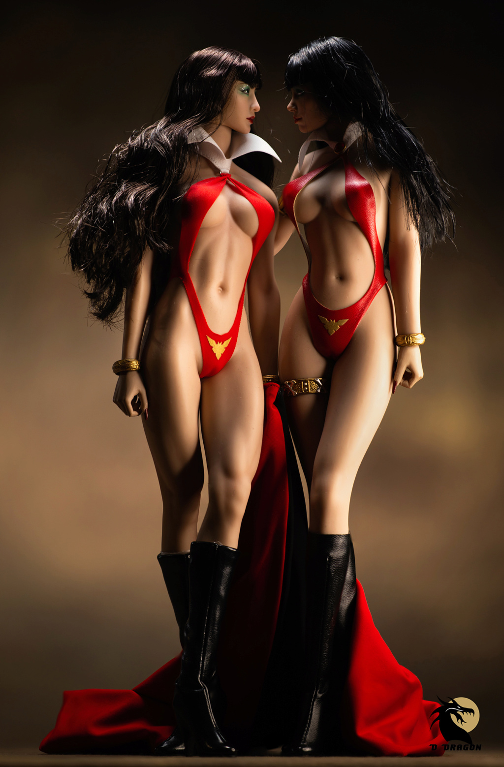 fantasy - NEW PRODUCT: TBLeague: 1/6 bloodsucking red face - Vampirella 50th Anniversary Edition (#PL2019-152) Tbl_va22