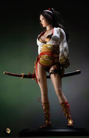 VERYCOOL VCF-2039 1//6 Ancient Japanese Heroine Series Nōhime Female Figure Body