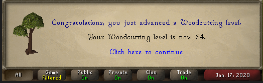 Mae's Road to 2000 Total Woodcu10