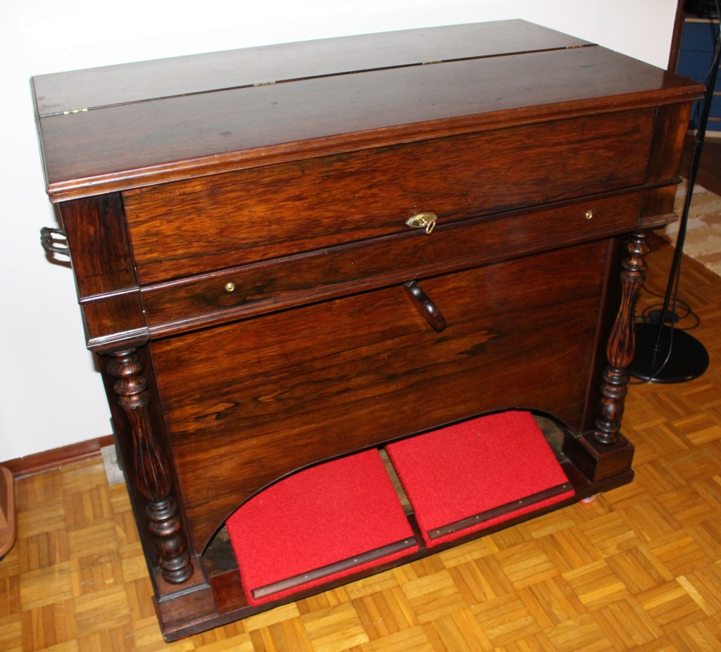 Harmonium Alexandre Père et Fils 4 jeux - 1864 n. 37359 Img_0310