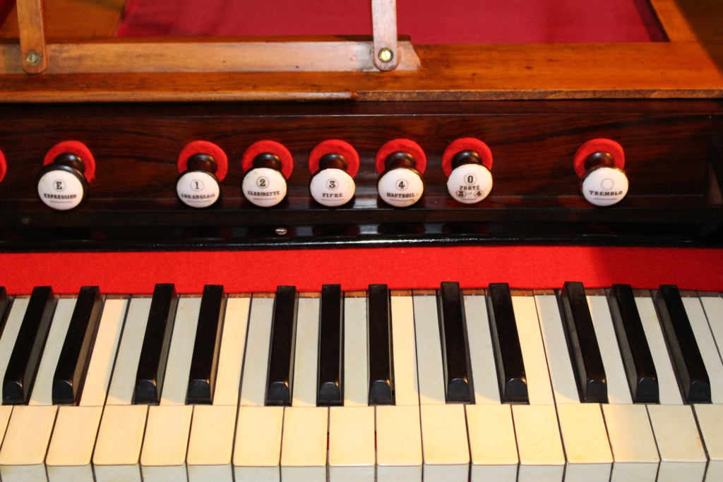 Harmonium Alexandre Père et Fils 4 jeux - 1864 n. 37359 Img_0412