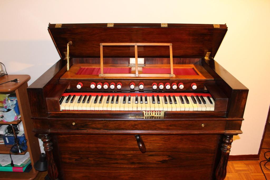 Harmonium Alexandre Père et Fils 4 jeux - 1864 n. 37359 Img_0414