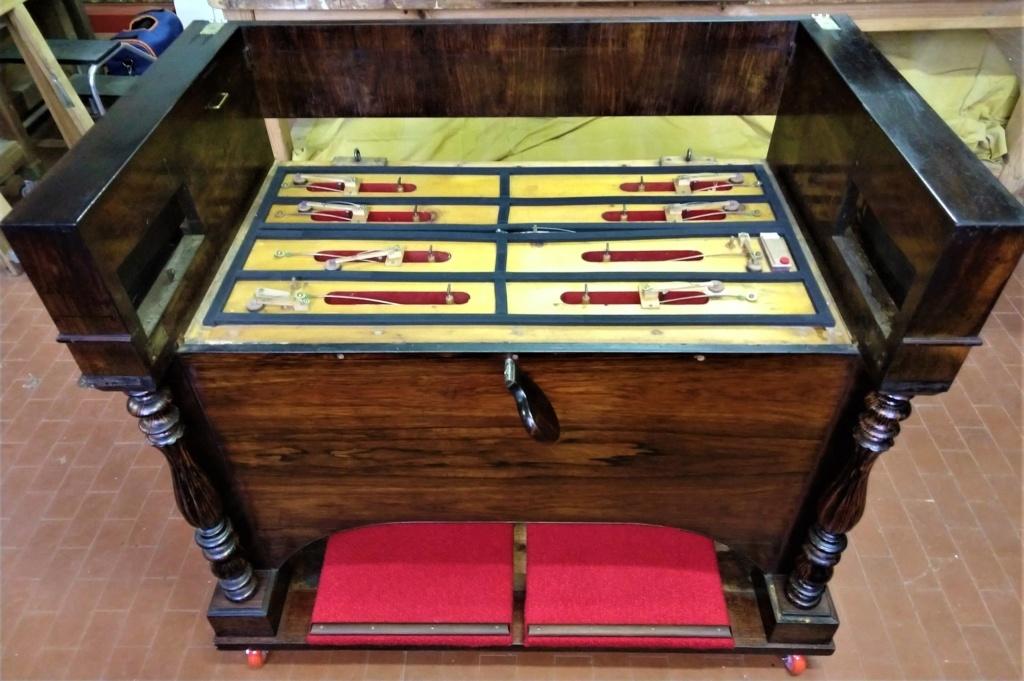 Harmonium Alexandre Père et Fils 4 jeux - 1864 n. 37359 Img_2011