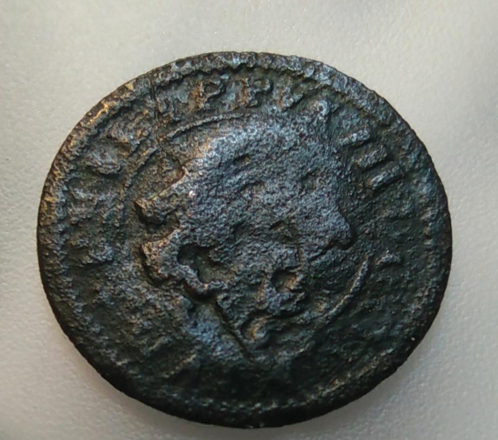 2 Maravedís de Felipe III resellados a IIII mrvs. de 1603. Img_2017