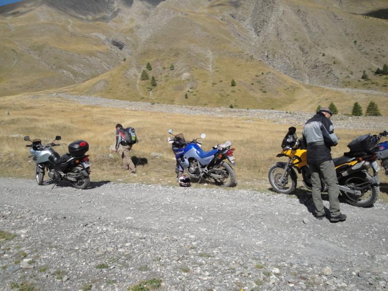 Offroad dans les Alpes  Dsc03711