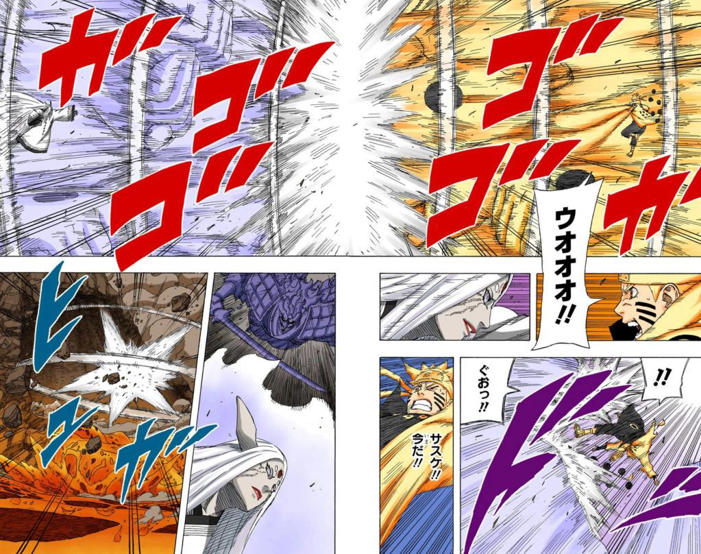 Provando que Sakura e Tsunade são as mais fortes fisicamente falando. Yasoga12