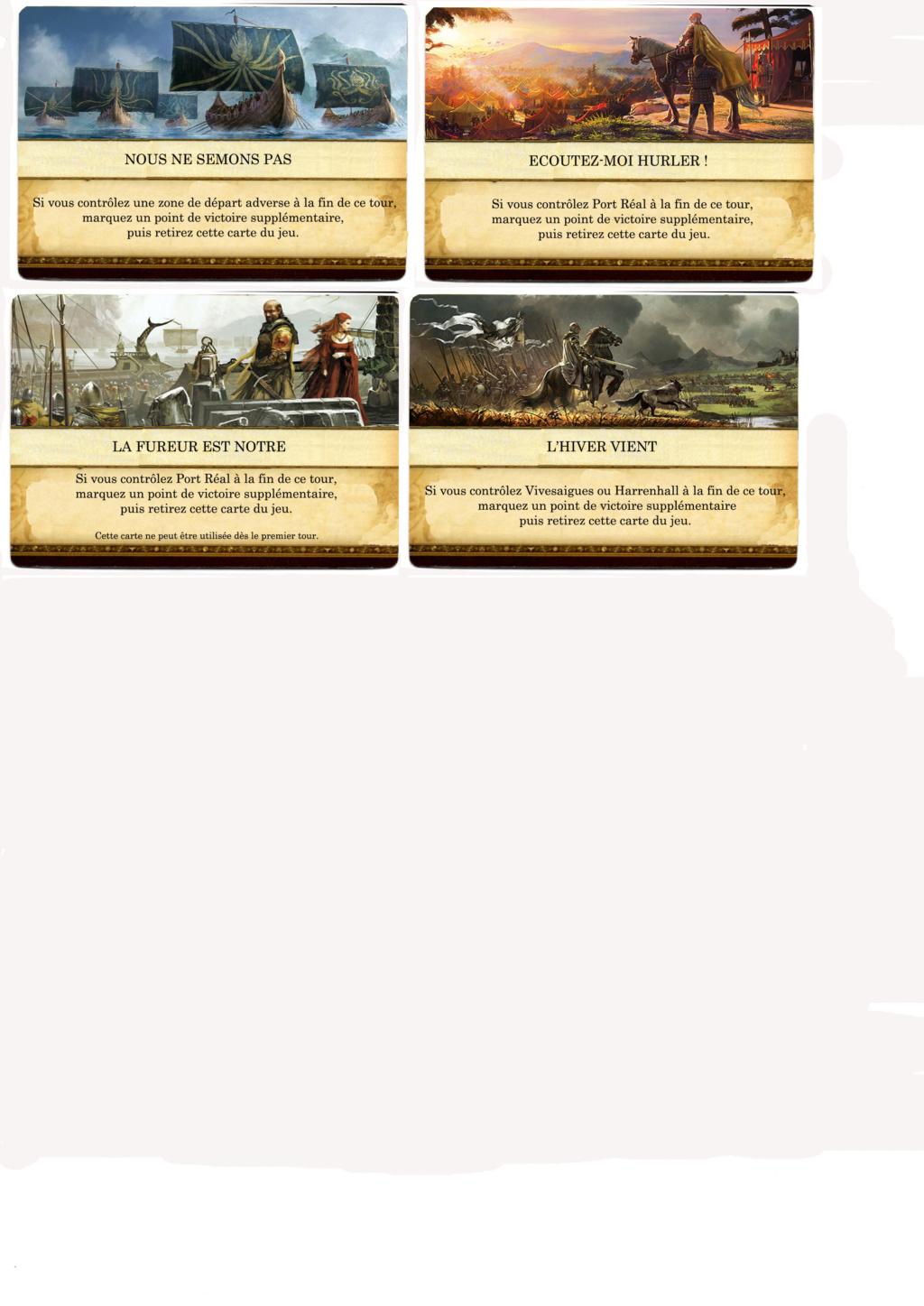 Customisations du jeu de plateau  Cartes10