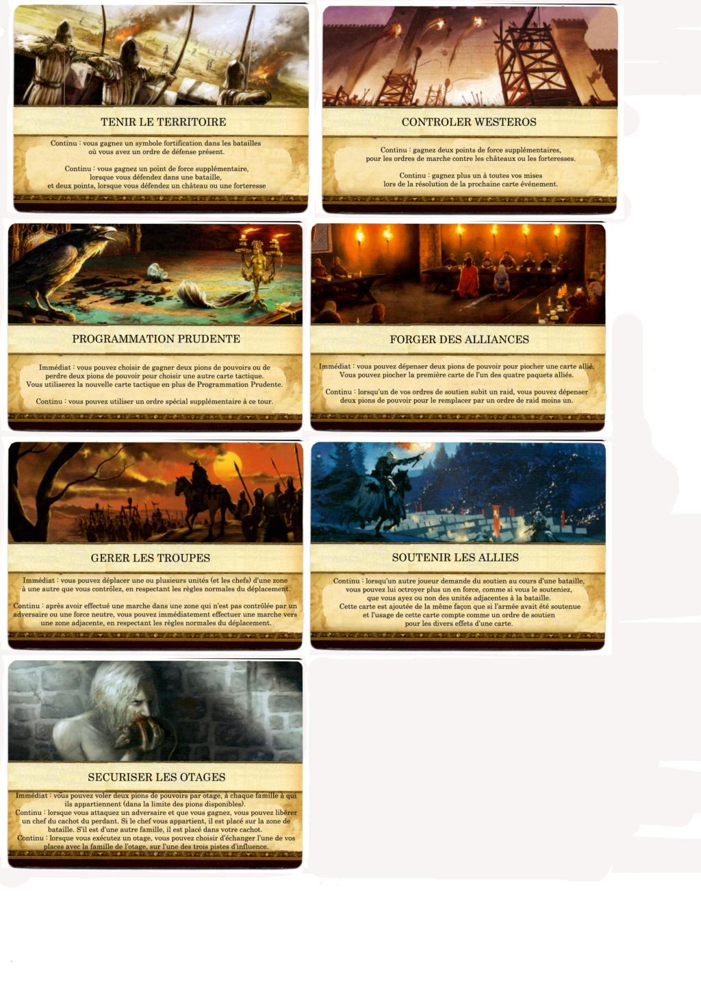 Customisations du jeu de plateau  Cartes11
