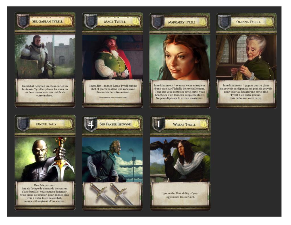 Customisations du jeu de plateau  Cartes12