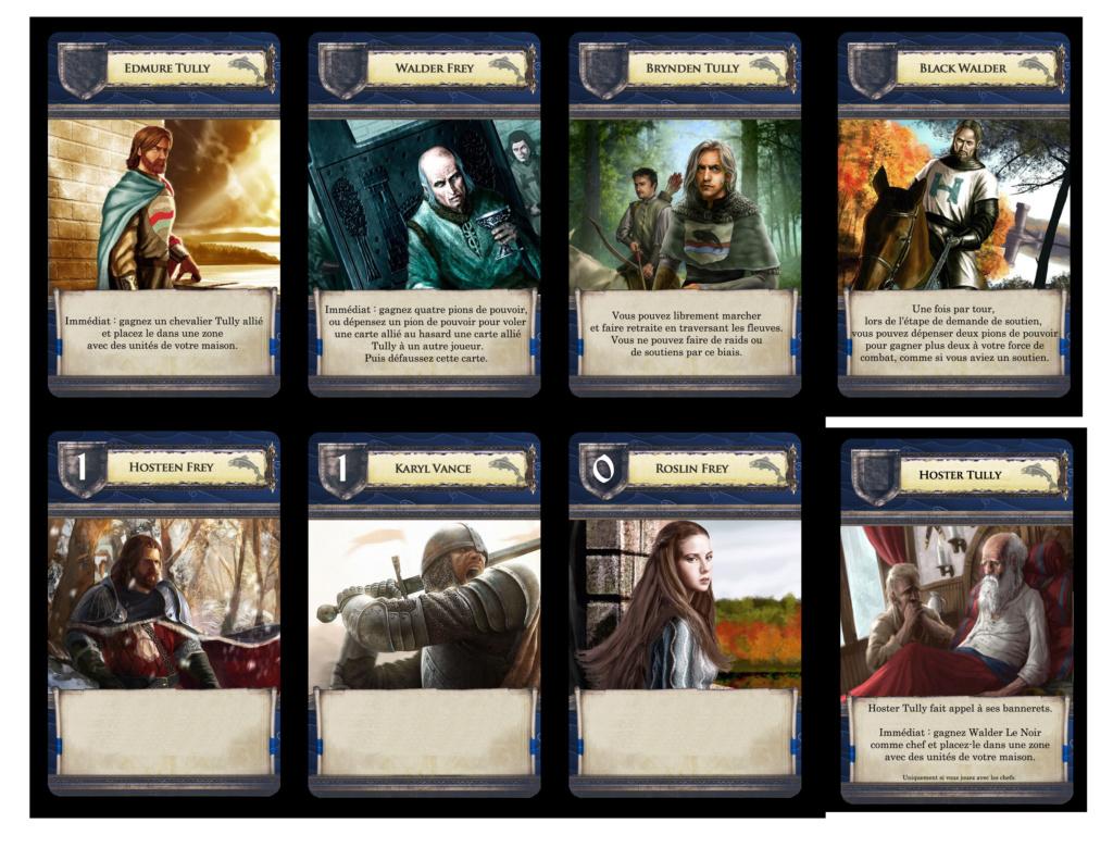 Customisations du jeu de plateau  Cartes14