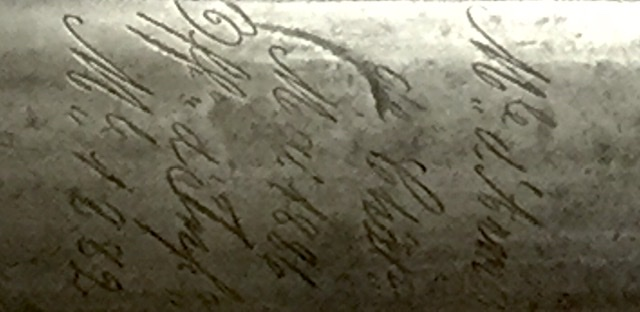 sabre 1882 réparation sur garde 4af9ff10