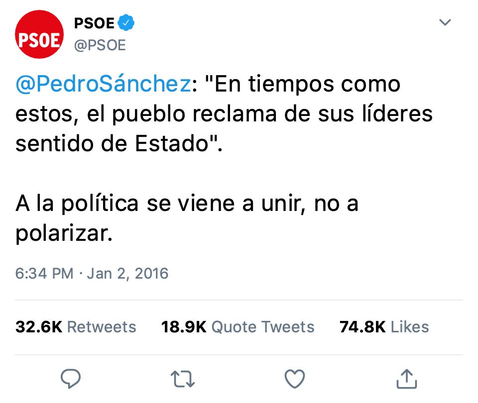 SOCIALISTAS EN TWITTER 5t10