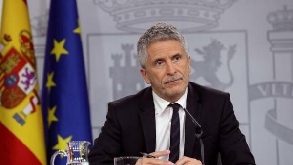 [Elecciones 2018] Comparecencia del ministro del Interior, Fernando Grande-Marlaska Grande10