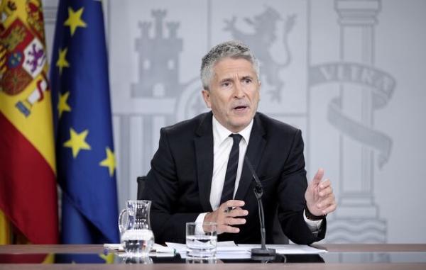 [Elecciones 2018] Comparecencia del ministro del Interior, Fernando Grande-Marlaska Marlas10