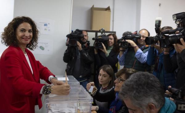 [España en Común] Jornada Electoral Marzya10