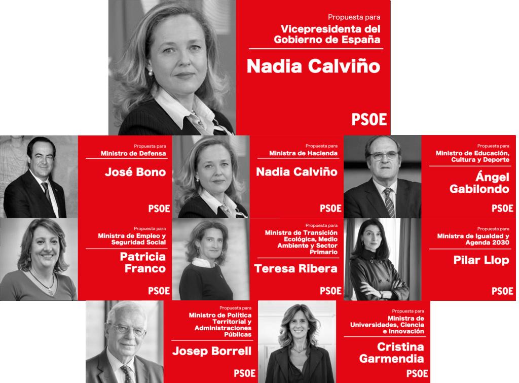 [PSOE] Propuestas socialistas al Gobierno de la Nueva Transición Propue10