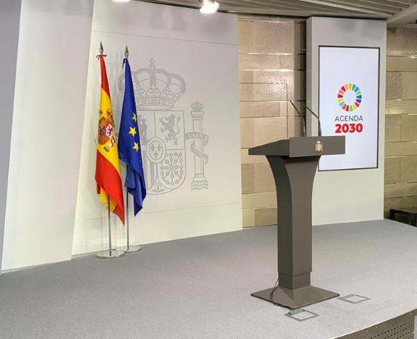 [GOBIERNO DE ESPAÑA] Comparecencia del Presidente del Gobierno en funciones, Pedro Sánchez Pérez-Castejón Slaa_d10